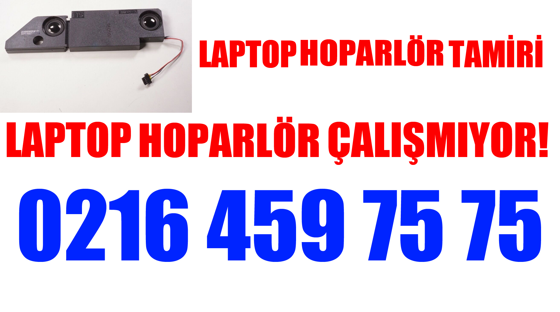 Asus Laptop Hoparlör Cızırtı Sorunu