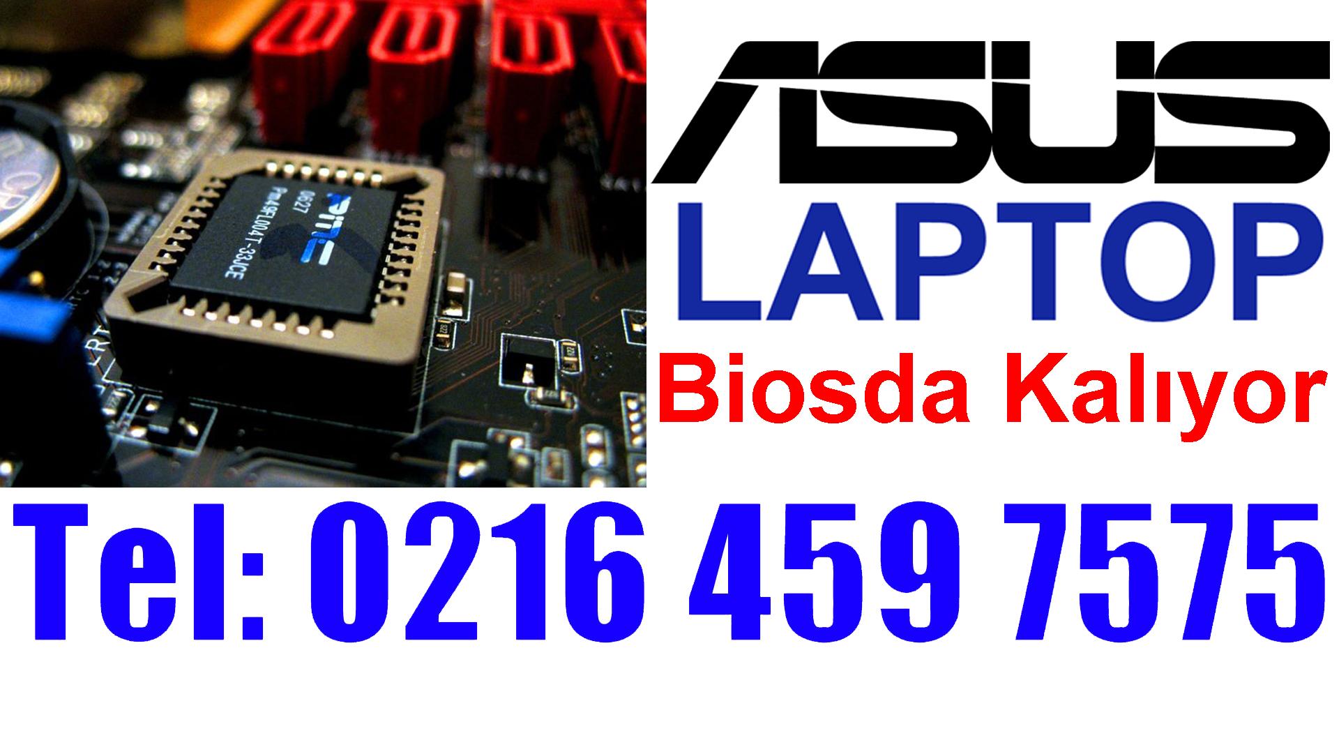 Asus Laptop BIOS Ekranında Kalıyor