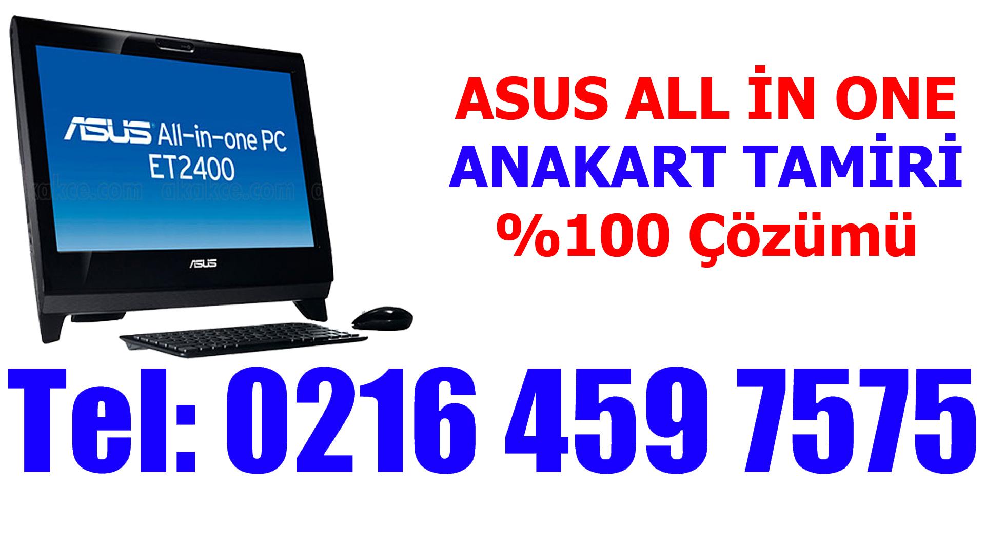 Asus All in One Anakart Tamiri ve Değişimi